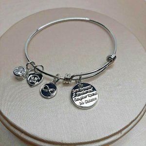 Charmire Inspirational Bracelet Mother/Daughter